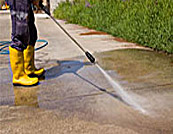 High Pressure Cleaning services Canberra